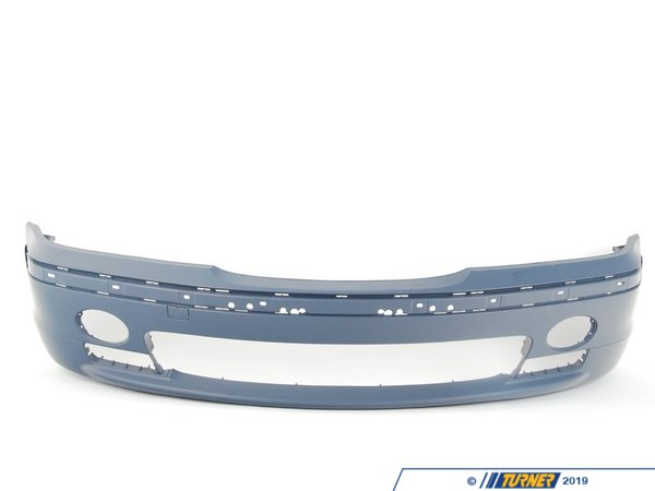 T#75784 - 51112497156 - Genuine BMW Trim Cover, Bumper, Primered, Front M - 51112497156 - E46 - Genuine BMW -