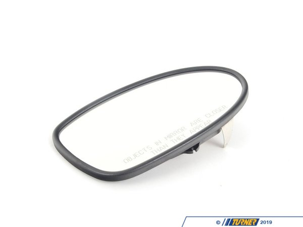 T#84573 - 51167890510 - Genuine BMW Mirror Glas Heated Convex Right M - 51167890510 - E39 M5 - Genuine BMW -