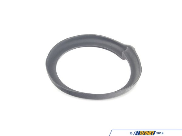 T#13377 - 31331124322 - OEM Lemforder Front Spring Pad - E30, E36 M3, E28, E34, E24, E32, Z3 M Coupe/Roadster, Z1 - Spring pads wear and split over time from pressure. To prevent damage to the spring or excess vibration or noise transferring into the cabin, replace old spring pads with an OEM Lemforder replacement to restore everything back to original quality.OEM Lemfrder is an engineering company that focuses on high-quality, precision manufacturing of critical suspension and steering components. Providing exceptionally high quality parts directly to BMW, as well as 50+ other big name automotive companies, such as Mercedes and Audi, their history of reliability and variety of offered parts makes them one of the biggest names for a go-to OEM parts provider. Lemfrder parts place an important emphasis on design, production, and assembly, ensuring maximum reliability. They even coat all parts possible with corrosion protection for extended longevity.As a leading source of high performance BMW parts and accessories since 1993, we at Turner Motorsport are honored to be the go-to supplier for tens of thousands of enthusiasts the world over. With over two decades of parts, service, and racing experience under our belt, we provide only quality performance and replacement parts. All of our performance parts are those we would (and do!) install and run on our own cars, as well as replacement parts that are Genuine BMW or from OEM manufacturers. We only offer parts we know you can trust to perform! - Lemforder - BMW