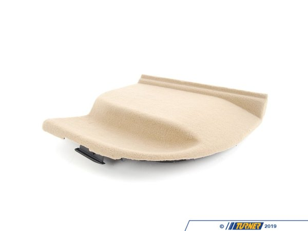 Genuine BMW Genuine BMW Trim Panel Left Hellbeige - 51477027963 - E46 51477027963
