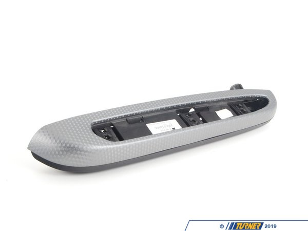 T#104061 - 51437895400 - Genuine BMW Armrest, Aluminium, Rear Rig - 51437895400 - Genuine BMW -