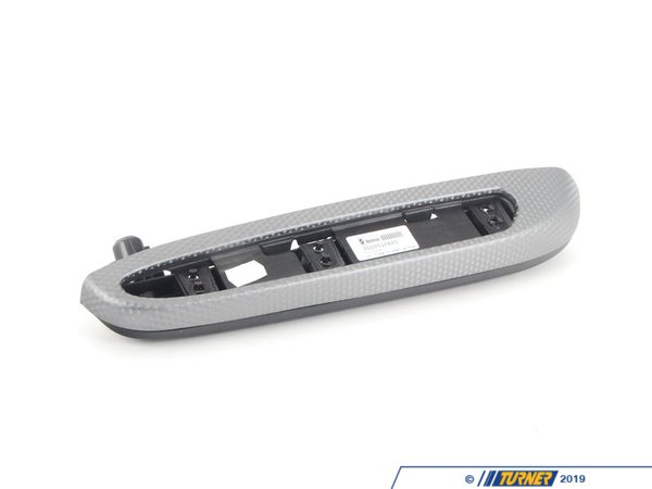 T#104060 - 51437895399 - Genuine BMW Armrest, Aluminium, Rear Lef - 51437895399 - Genuine BMW -
