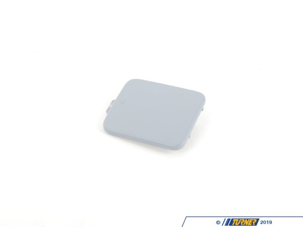 T#78073 - 51123423778 - Genuine BMW Cover, Towing Eye, Primed - 51123423778 - E83 - Genuine BMW -