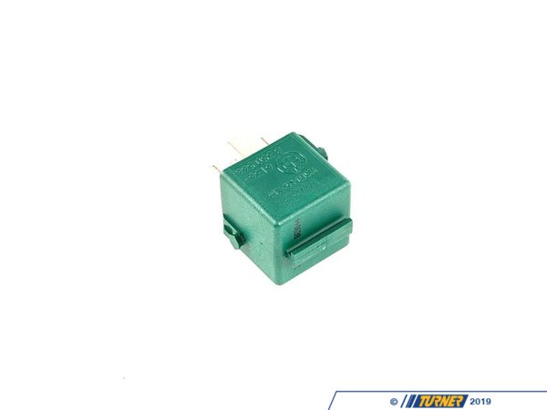 T#144119 - 61358350566 - Genuine BMW Relay, Change-over Contact, - 61358350566 - Genuine BMW -