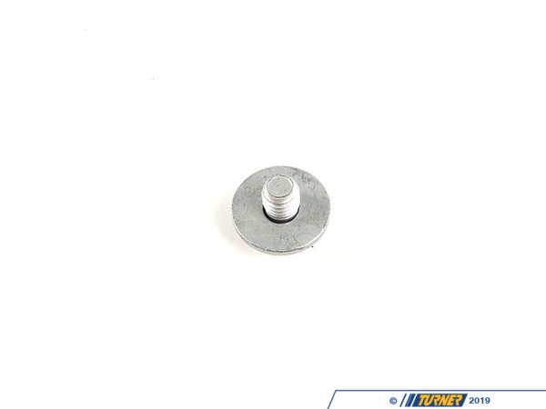 T#12284 - 34103451068 - Genuine BMW Brakes Hex Bolt With Washer 34103451068 - Genuine BMW -