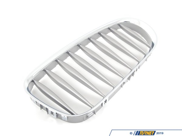 T#23309 - 51117117757 - Genuine BMW Grille Left Graphit - 51117117757 - E85 - Genuine BMW -