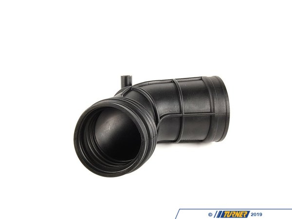 T#3206 - 13541705209 - OEM Intake Boot - Upper - E46 323/328, E46 325i M54, Z3 2.5/2.8 - This intake boot connects to the mass air sensor.  It fits BMW E46 323i 325i (M54) 325xi 328i - Z3 2.8 2.5.This item fits the following BMWs:1999-2005  E46 BMW 323i 323ci 325xi 328i 328ci 2001-2005  E46 BMW 325i 325ci with M54 engine 1999-2002  Z3 BMW Z3 2.3 Z3 2.5i Z3 2.8  - Genuine BMW - BMW