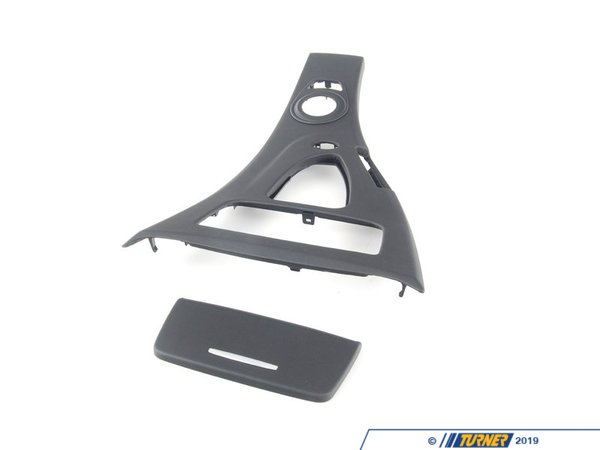 T#84686 - 51167898855 - Genuine BMW Cover Centre Console, Front - 51167898855 - E90,E92 - Genuine BMW -