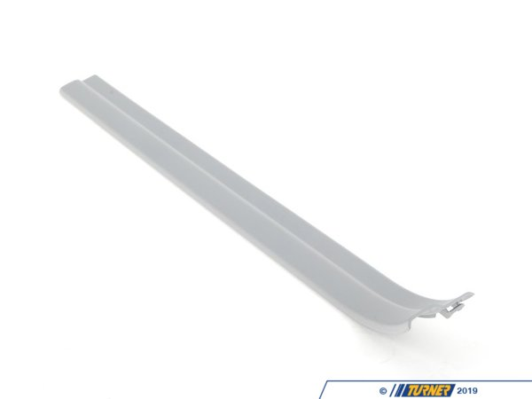 T#9969 - 51478262621 - Genuine BMW Front Left Entrance Cover Grau - 51478262621 - E53 - Genuine BMW -