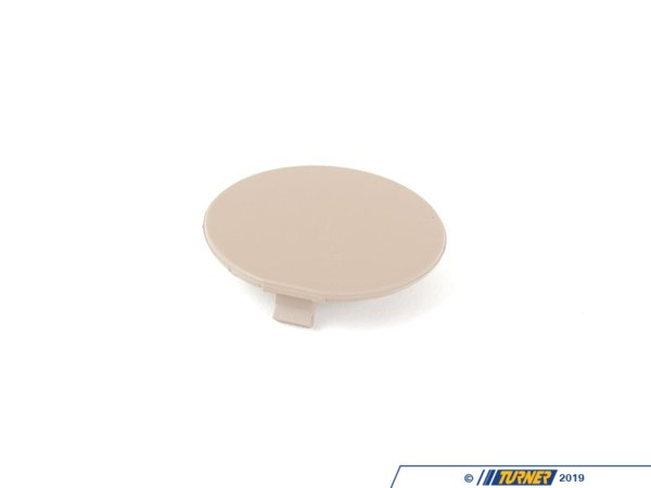 T#108475 - 51458399932 - Genuine BMW Covering Cap Dunkelbeige - 51458399932 - Genuine BMW -