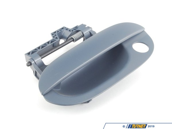 T#9282 - 51218245461 - Genuine BMW Door Handle Outer Left Grundiert - 51218245461 - E39 - Genuine BMW -