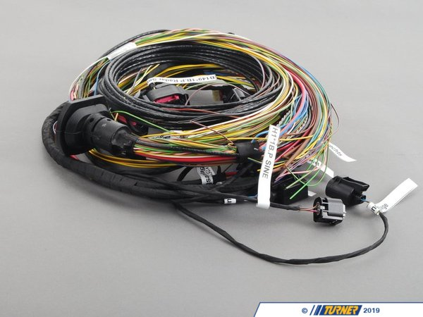 T#137508 - 61119286905 - Genuine BMW Rear Repair Wiring Set - 61119286905 - F01,F10 - Genuine BMW -
