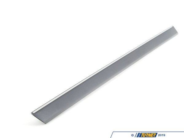T#80309 - 51138125352 - Genuine BMW Moulding Door Rear Right Chrom - 51138125352 - E38 - Genuine BMW -