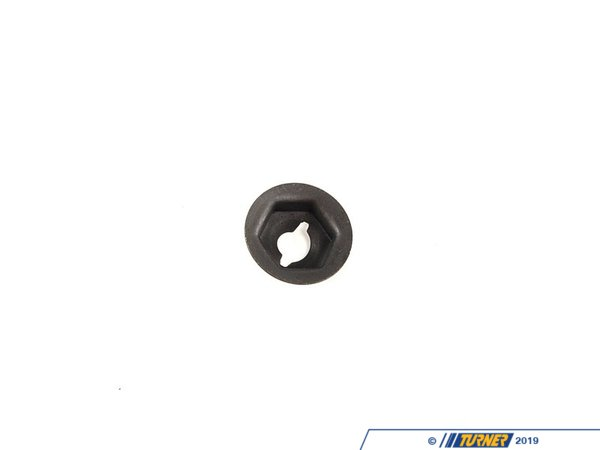 T#24010 - 51418176418 - Genuine BMW Nut - 51418176418 - Genuine BMW -