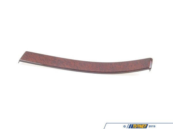 T#108135 - 51458159746 - Genuine BMW Wooden Strip,instrument Pane - 51458159746 - Genuine BMW -