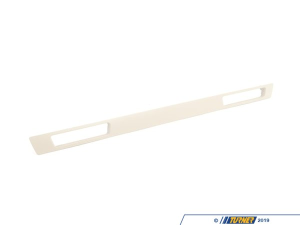 T#107048 - 51456957248 - Genuine BMW Decor Strip, Drinks Holder - 51456957248 - Creambeige - Genuine BMW -