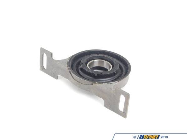 T#19955 - 26121227997 - Driveshaft Center Bearing - E38 740i/il, 750il - This is a Genuine BMW replacement center support bearing for the driveshaft. Often the cause of annoying vibrations and clunking noises during take-offs. This is the OEM bracket with bearing.This item fits the following BMWs:1995-2001  E38 BMW 740i 740il 750il - Genuine BMW - BMW