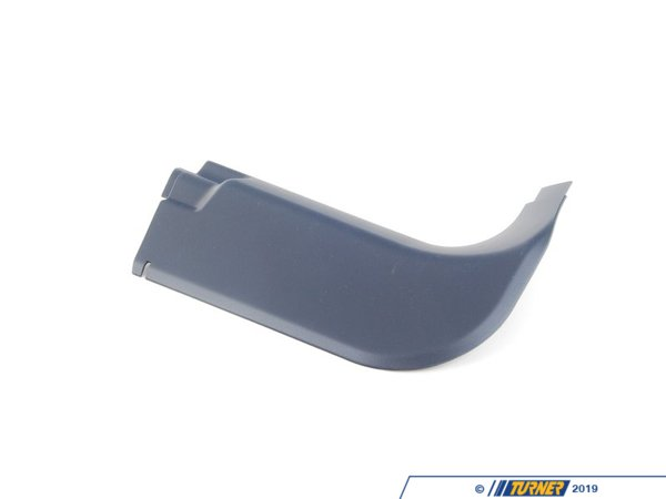 T#104705 - 51438174812 - Genuine BMW Lateral Trim Panel Front Rig - 51438174812 - Marineblau - Genuine BMW -