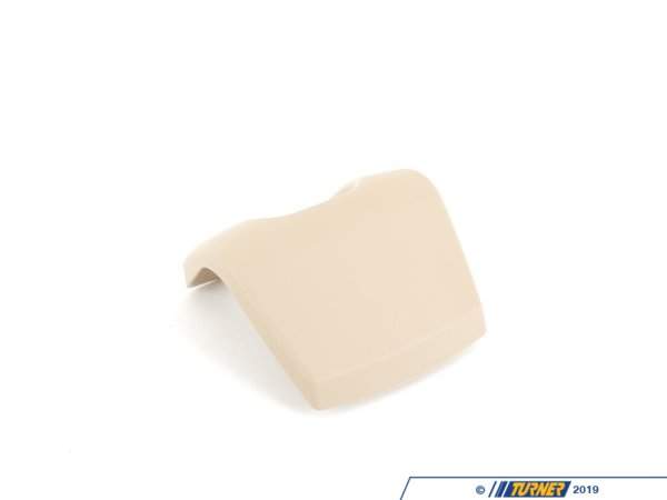 T#130383 - 52207171829 - Genuine BMW Front Seat Cover Beige - 52207171829 - E70 X5 - Genuine BMW -
