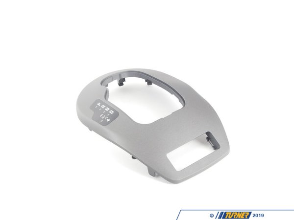 T#83112 - 51167026236 - Genuine BMW Cover, Gear Selecting Lever - 51167026236 - E85 - Genuine BMW -