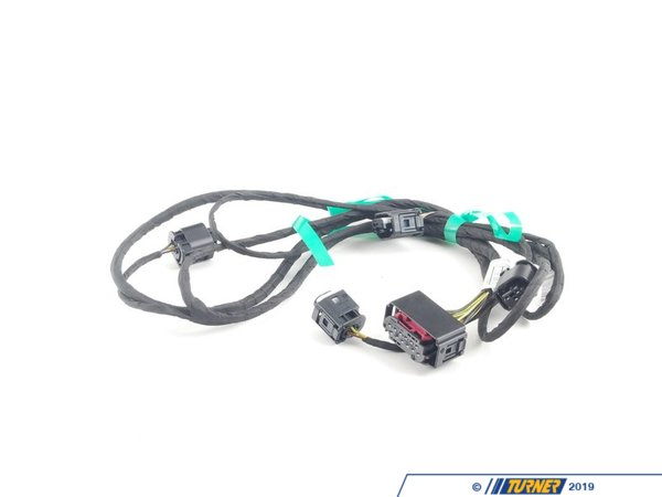 T#138266 - 61126928366 - Genuine BMW Set Of Cables, Rear Bumper - 61126928366 - Genuine BMW -