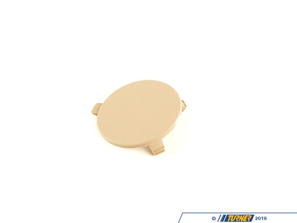 T#83266 - 51167055754 - Genuine BMW Plug Beige - 51167055754 - E85 - Genuine BMW -