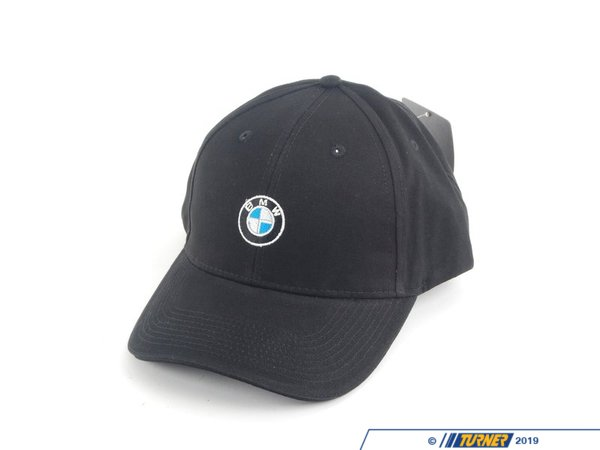 T#24781 - 80162208705 - Genuine BMW Roundel Cap - Black - 80162208705 - Genuine BMW -