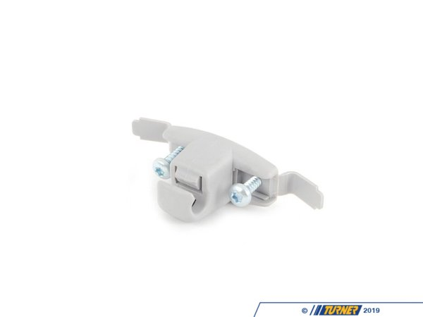 T#9066 - 51168219048 - Genuine BMW Bracket With Contact Grau - 51168219048 - E36 - Genuine BMW -