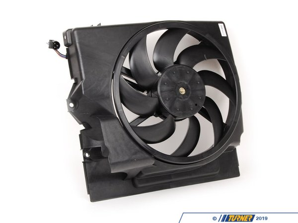 Bremmen Parts  Auxiliary Fan Assembly With Shroud - M50, M52, S50 64508364093