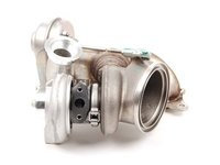 T#377232 - 11657649290KT - E9X 335i/xi N54 OE BMW Rear Turbocharger With Exhaust Manifold (Rebuilt) - Genuine BMW - BMW