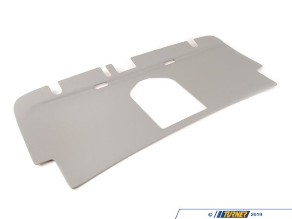 T#25364 - 51491916246 - Genuine BMW Trunk Lid Trim Panel - 51491916246 - E30 - Genuine BMW -