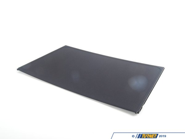 T#134053 - 54133413395 - Genuine BMW Supended Headliner, Rear Anthrazit - 54133413395 - E83 - Genuine BMW -