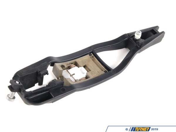 T#9269 - 51218216121 - Genuine BMW Carrier, Outside Door Handle, Left - 51218216121 - E46 - Genuine BMW -