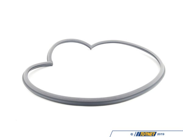 T#23996 - 51361977497 - Genuine BMW Left Vent Window Gasket Schiefer - 51361977497 - E36 - Genuine BMW -