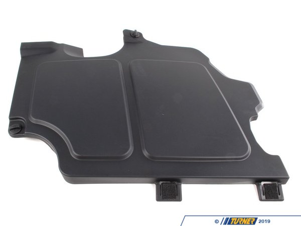 T#45886 - 17117510909 - Genuine BMW Covering Left - 17117510909 - E65 - Genuine BMW Covering Left - This item fits the following BMW Chassis:E65Fits BMW Engines including:N62 - Genuine BMW -