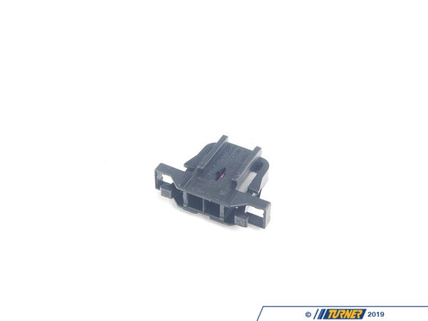 T#140755 - 61138364508 - Genuine BMW Socket Housing 2 Pol./ Schwarz - 61138364508 - Genuine BMW -