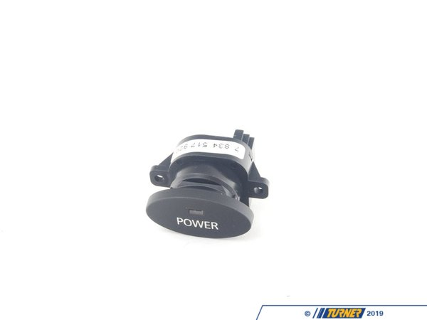 T#142665 - 61317834517 - Genuine BMW Power Switch - 61317834517 -E60 M5,E63 M6 - Genuine BMW -