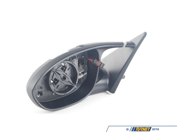 T#85136 - 51168052639 - Genuine BMW Outside Mirror Heated With M - 51168052639 - Genuine BMW -