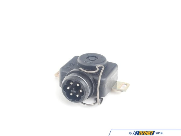 T#22449 - 13631708605 - Genuine BMW Throttle Valve Switch Eh - 13631708605 - E34 - Genuine BMW -