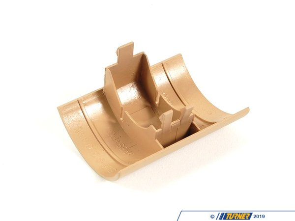 T#86108 - 51168231319 - Genuine BMW Center Armrest Cover Hellbeige - 51168231319 - E46,E46 M3 - Genuine BMW -