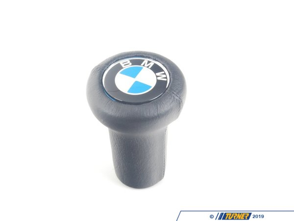 T#7613 - 25111203074 - Genuine BMW Gearshift Leather And Plastic Gear Shi 25111203074 - Genuine BMW -