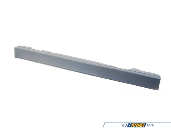 T#120021 - 51777312751 - Genuine BMW Rocker Panel Trim, Primered, Left - 51777312751 - F30,F31 - Genuine BMW -