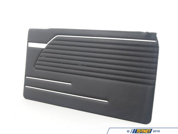 T#95382 - 51411816856 - Genuine BMW Door Trim Panel Right Schwarz/Schwarz - 51411816856 - Genuine BMW -