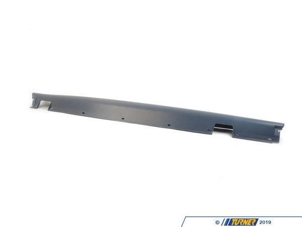 T#120033 - 51777907178 - Genuine BMW Door Sill Cover, Primed Right M - 51777907178,E60 M5 - Genuine BMW -
