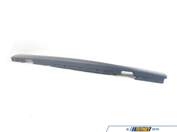 T#120044 - 51778037454 - Genuine BMW Primed Right Door Sill Trim Panel -M- - 51778037454 - E82 - Genuine BMW -