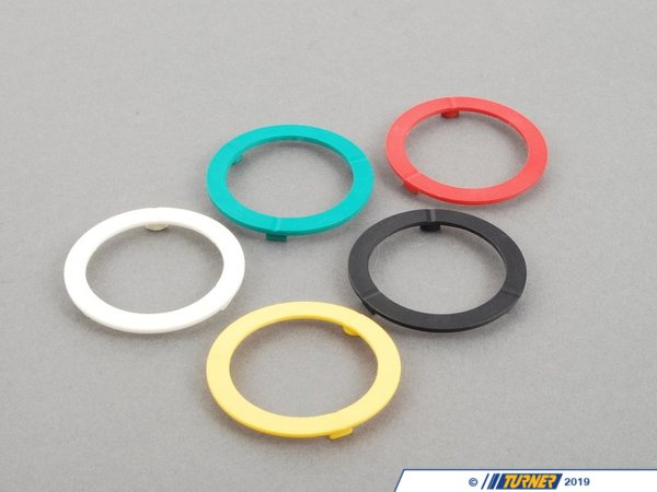 T#51517 - 24201422850 - Genuine BMW Spacer Rings Set - 24201422850 - E34,E36,E39 - Genuine BMW -