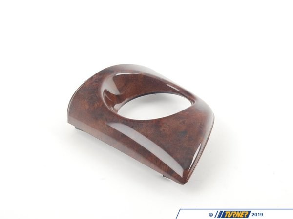 T#107350 - 51457055677 - Genuine MINI Wood Decor Finisher, Instrum - 51457055677 - Genuine Mini -