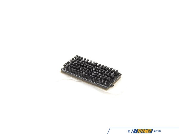 T#95209 - 51377164933 - Genuine BMW Velcro Fastener - 51377164933 - Genuine BMW -