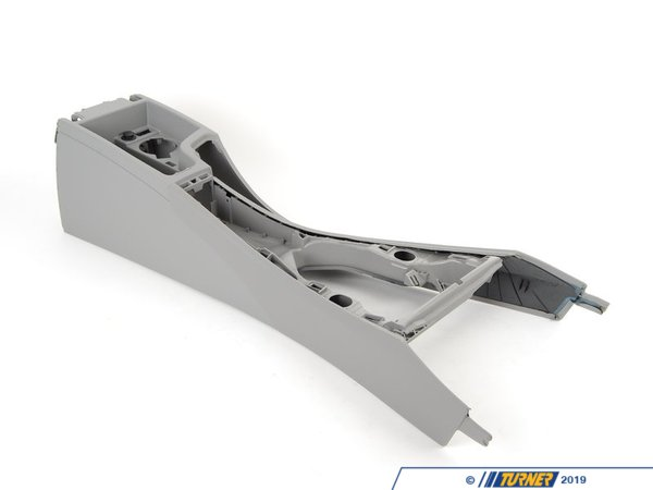 T#83602 - 51167130687 - Genuine BMW Console Grau - 51167130687 - E90,E92,E93 - Genuine BMW -