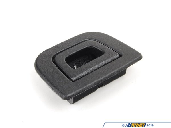 T#112774 - 51478149000 - Genuine BMW Tie-Down Ring Schwarz - 51478149000 - E34 - Genuine BMW -